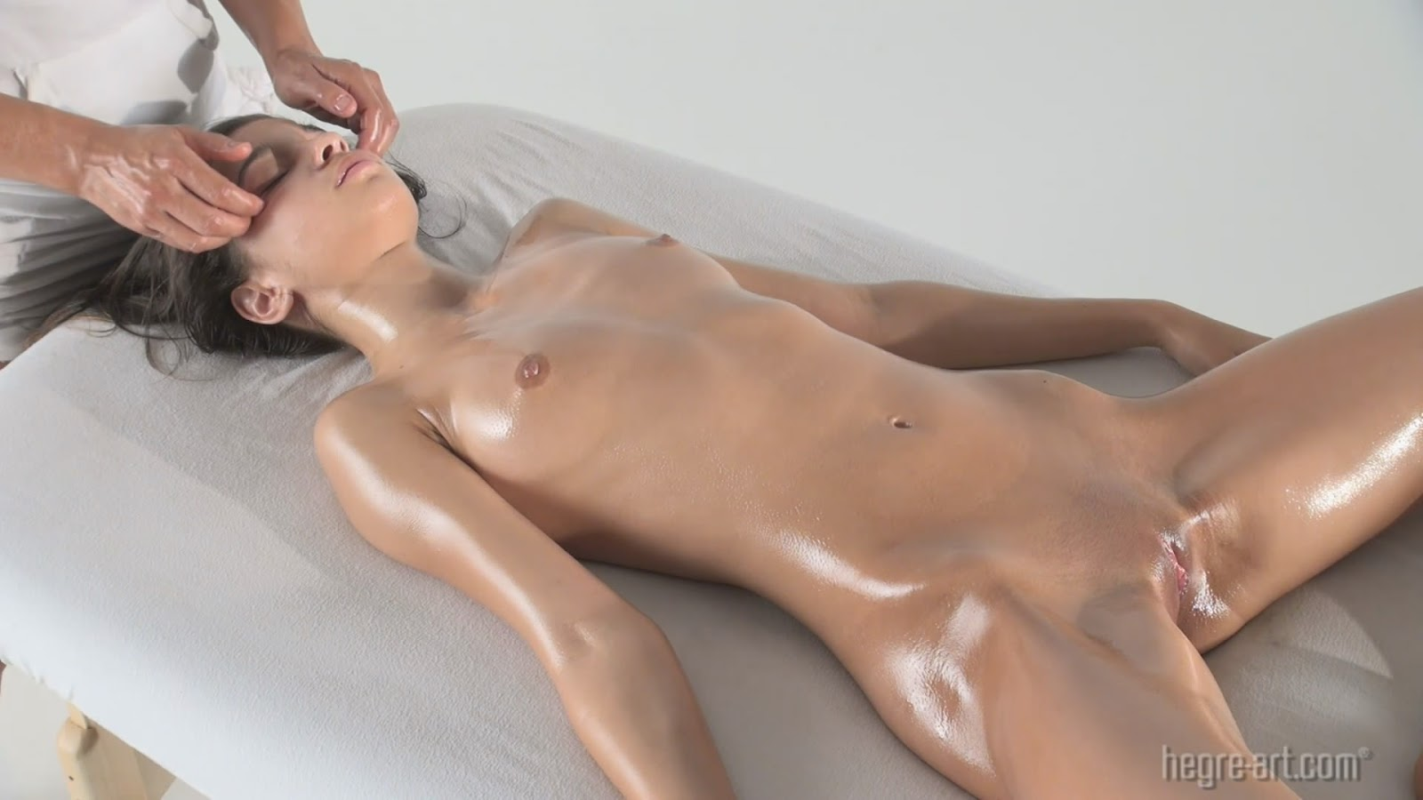 Crazy hot asian mom and her son playin